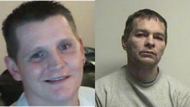 Death: Alan Glancy's body was found on a chair.