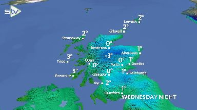 Weather: Cold snap will hit parts of the country.