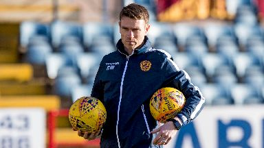 Move: McManus has taken up a role with Celtic.