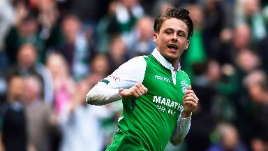 Deal: Allan has signed with Hibs.