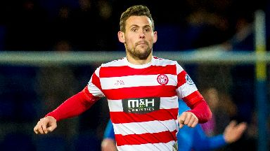 Andreu was a key player in his first spell at Accies.
