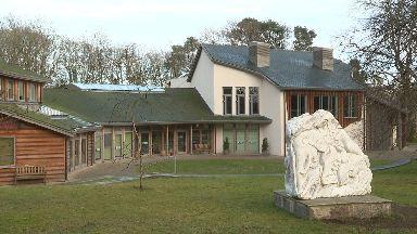 Newton Dee Camphill Community in Aberdeen.