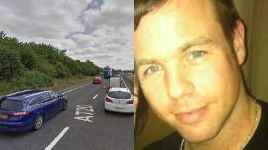 Edinburgh: Craig Bruce, 37, died earlier this year.