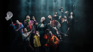 Spectacular: The Dark Carnival.