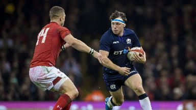 Key: Watson has been one of Scotland's star performers.