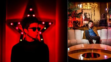 Superstar: Noel Gallagher will perform in Inverness.