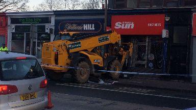 Edinburgh: The incident happened on Gorgie Road.