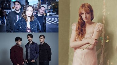Showstopping: Chvrches, The Courteeners and Florence + the Machine will perform.