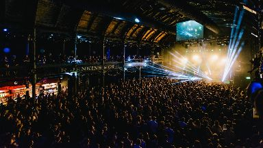 Success: Celtic Connections is a much-loved event.