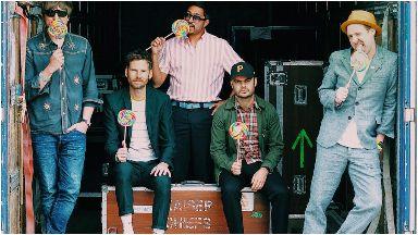 Kaiser Chiefs: Headlining Montrose festival.