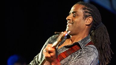 Hot licks: Kenny Neal is set to delight audiences.
