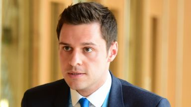 Ross Thomson: He said it has been 'distressing'.