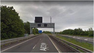 A823 (M) Rosyth Road (generic)