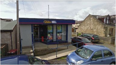 William Hill on Millbank road Wishaw