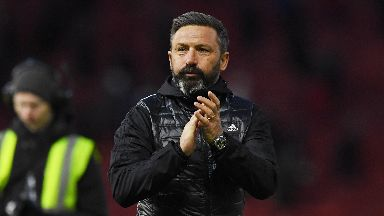 McInnes guided his side to the quarter finals.
