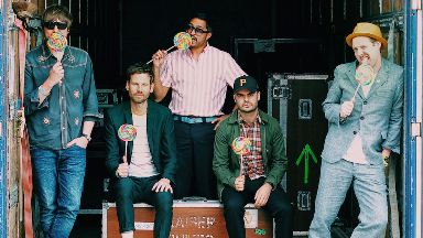 Concert: The Kaiser Chiefs will perform in the Highlands this summer.