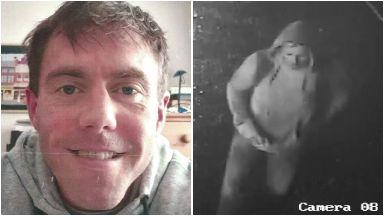 James Cornforth was last seen in February.