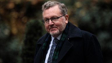 Mundell: The Scottish Secretary attacked the plans.