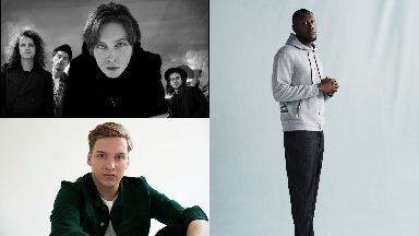 Headliners: Stormzy, Catfish and The Bottlemen and George Ezra.
