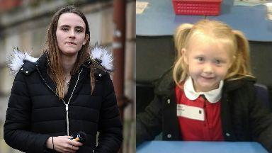 Alesha MacPhail: She was murdered.