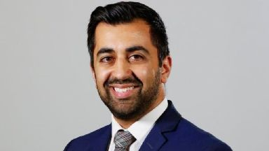 Humza Yousaf: hatred 'will not be tolerated' (file pic).