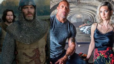 Blockbusters: Outlaw King and Hobbs & Shaw.