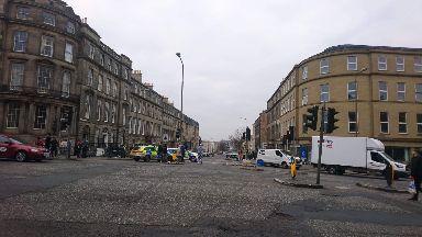 Edinburgh: A bomb squad was called to Annandale Street.