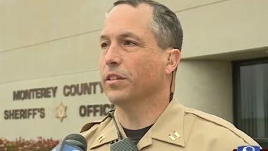 Police: Commander John Thornburg.