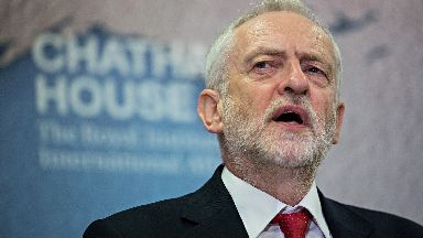 Jeremy Corbyn: Labour has spent months wrangling over Brexit position.