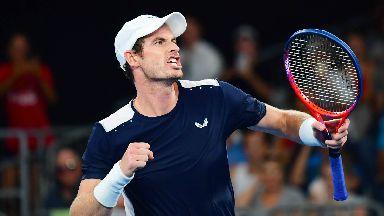 Return: Murray wants to make a comeback.