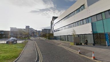 Aberdeen: Dr Paul Holder died at the hospital.