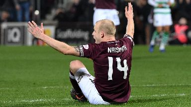 Naismith will be out for around two months.