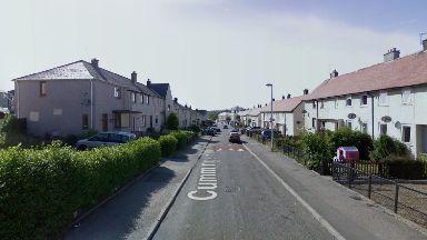 Aberdeen: The raid happened in Cummings Park Drive.