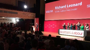 Richard Leonard: Anti-Semitism is 'not who we are'.