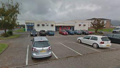 Assault: Merkinch Community Centre.