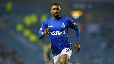 Sub: Defoe failed to make an impact off the bench against Aberdeen.
