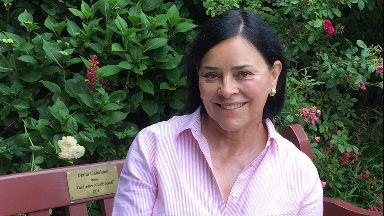 Diana Gabaldon: 'Deeply honoured' to win award.