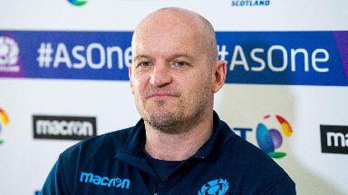 Townsend is prepared for a tough test at Twickenham.