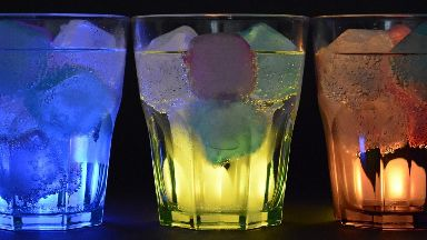 Alcohol: Data on 3400 youngsters was analysed as part of the study.