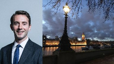 London: Conservative Luke Graham told the Commons about the incident.
