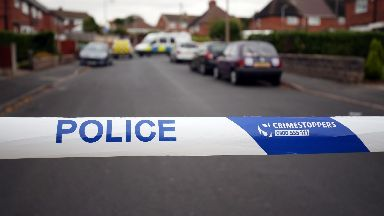 Police: Neighbouring homes were evacuated.