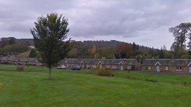 Shooting death: Rossie Estate.