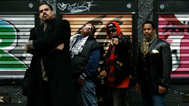 Superstars: The Sugarhill Gang will perform at Belladrum.