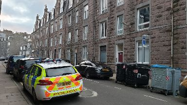Aberdeen: The attack is alleged to have happened in Raeburn Place.