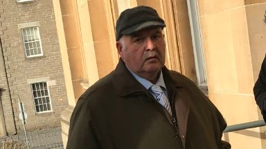 John Deas: Fined £335 at Dundee Sheriff Court.