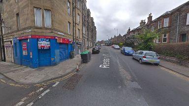 Edinburgh: The attack happened in Restalrig Road.