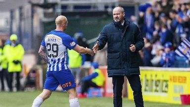 Steve Clarke is unhappy with the SPFL's fixture scheduling.