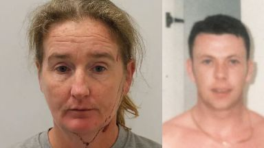 Jailed: Natasha Welsh killed her husband.