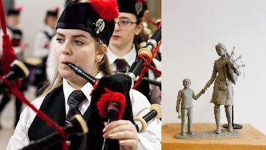 Tribute: The memorial will honour Eilidh MacLeod.