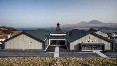 Ardnahoe Distillery: Officially opened.